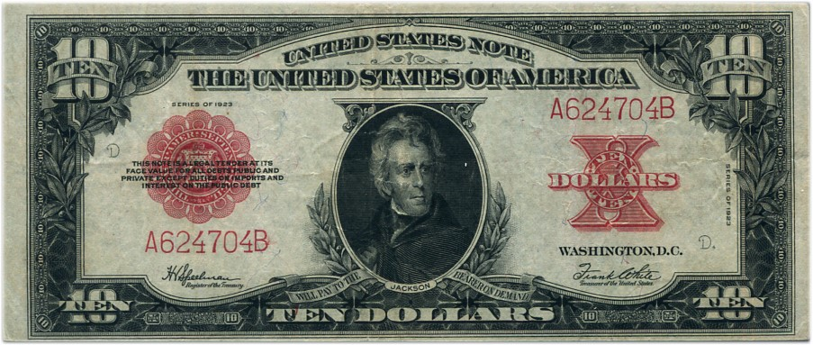 Large Type Bank Notes For Sale Donckelly